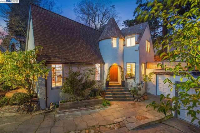 18 Veteran Way, Oakland, CA 94602 (#BE40896184) :: Real Estate Experts