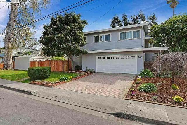 3750 Ronald Ct, Fremont, CA 94538 (#BE40898174) :: The Kulda Real Estate Group