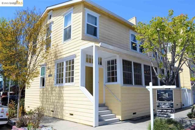 1450 34Th St, Oakland, CA 94608 (#EB40940075) :: Intero Real Estate
