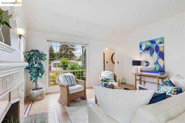 3217 Nicol Ave, Oakland, CA 94602 (#EB40953248) :: Real Estate Experts