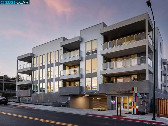 1954 Trinity Ave 202, Walnut Creek, CA 94596 (#CC40959770) :: The Sean Cooper Real Estate Group