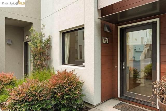 709 Zephyr Dr, Oakland, CA 94607 (#EB40963779) :: Intero Real Estate