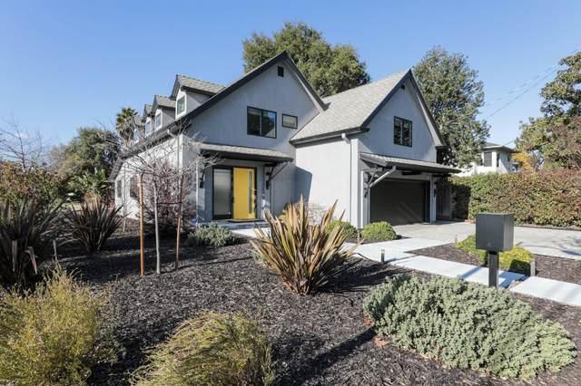 1007 N California Ave, Palo Alto, CA 94303 (#ML81793544) :: Alex Brant Properties