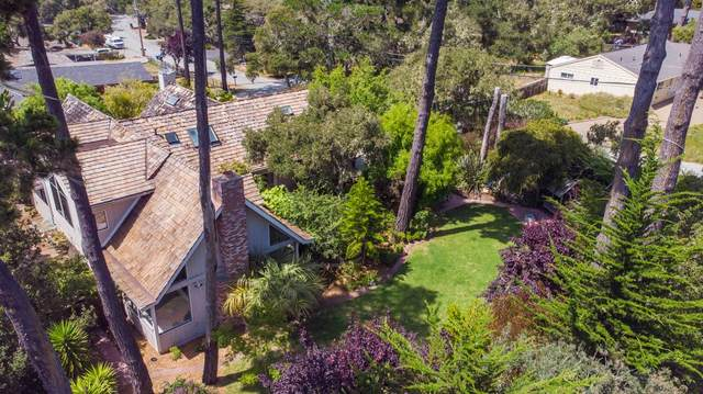 2002 Majella Rd, Pebble Beach, CA 93953 (#ML81798437) :: The Realty Society