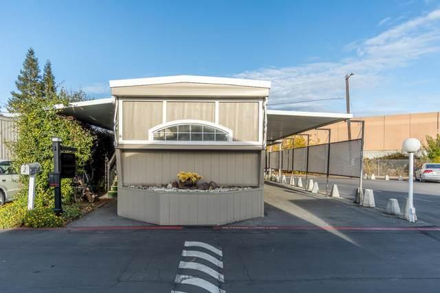 1850 Evans Ln 36, San Jose, CA 95125 (#ML81818128) :: The Sean Cooper Real Estate Group