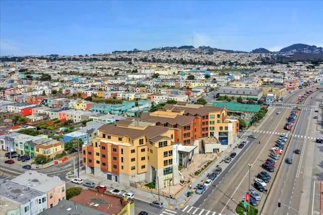 3535 Wawona St 515, San Francisco, CA 94116 (#ML81832603) :: Schneider Estates