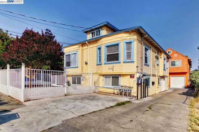 3132 Pleitner Ave, Oakland, CA 94602 (#BE40829563) :: Strock Real Estate