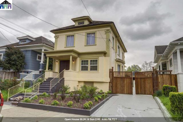 831 56Th St, Oakland, CA 94608 (#MR40859673) :: Strock Real Estate