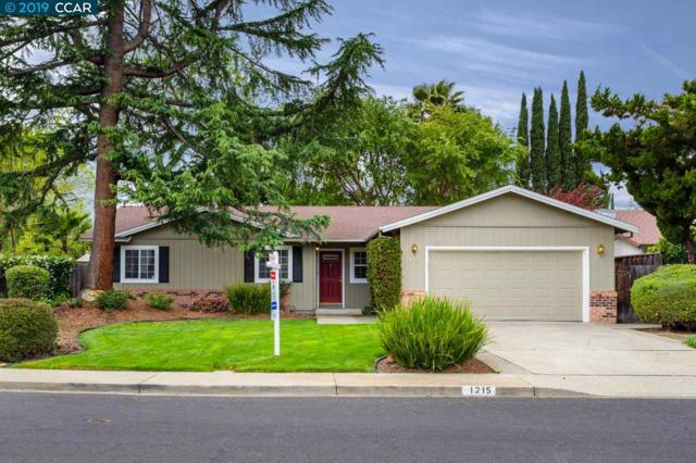 1215 Traud Dr, Concord, CA 94518 (#CC40859955) :: Strock Real Estate
