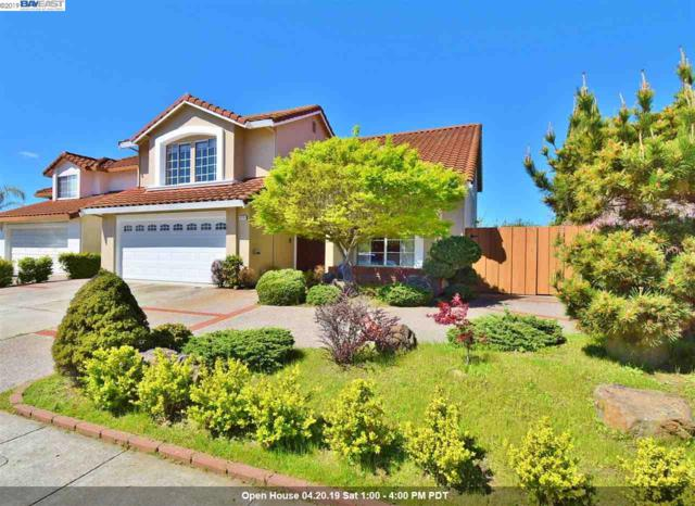 6720 Kit Ln, Castro Valley, CA 94552 (#BE40860295) :: Julie Davis Sells Homes