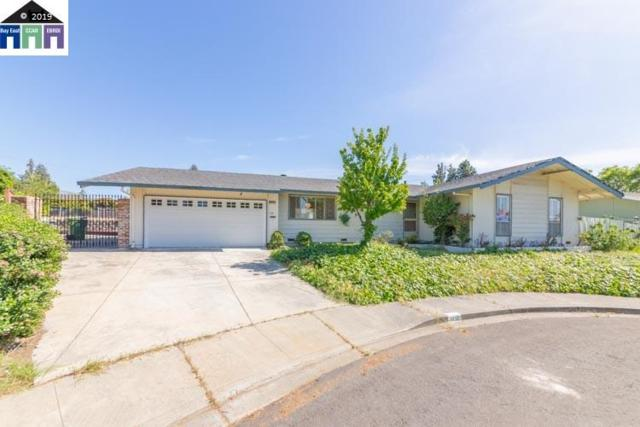 1050 Durillo Ct, Fremont, CA 94539 (#MR40863043) :: The Warfel Gardin Group