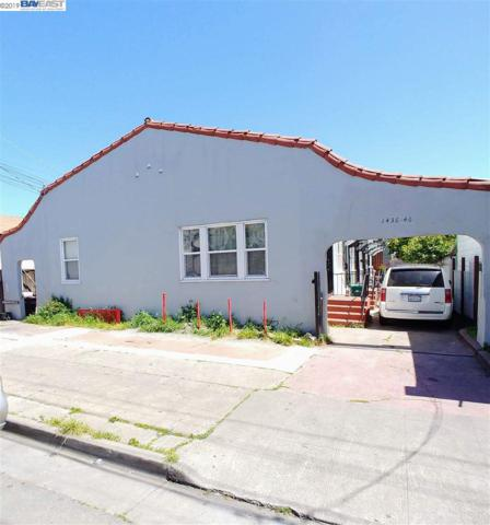 1436 38Th Ave, Oakland, CA 94601 (#BE40863360) :: Strock Real Estate