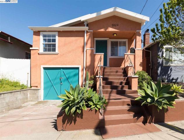 5524 Shattuck Ave, Oakland, CA 94609 (#BE40863511) :: The Kulda Real Estate Group