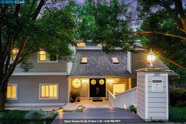 1350 Sugarloaf Drive, Alamo, CA 94507 (#CC40864493) :: The Warfel Gardin Group