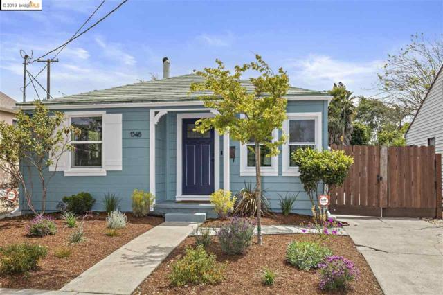 1348 66Th St, Berkeley, CA 94702 (#EB40864661) :: Strock Real Estate