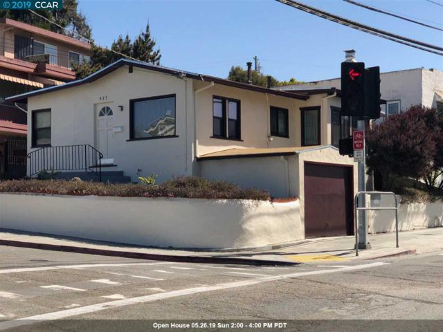 937 Pierce St, Albany, CA 94706 (#CC40865116) :: Strock Real Estate