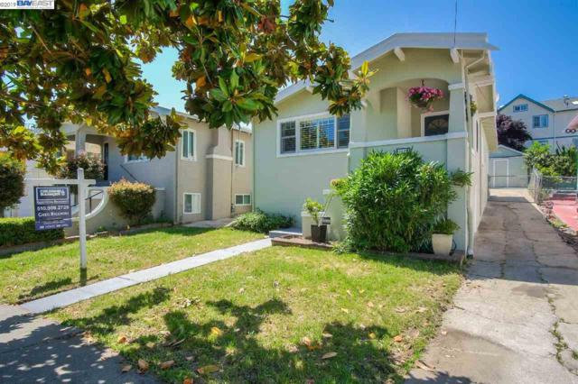 2627 21st Avenue, Oakland, CA 94606 (#BE40867851) :: Strock Real Estate