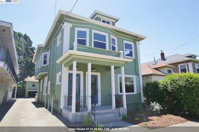 633 58Th St, Oakland, CA 94609 (#BE40869474) :: Strock Real Estate