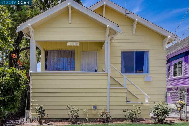 3105 Magnolia St, Oakland, CA 94608 (#CC40873150) :: Intero Real Estate