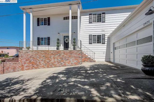 2971 Pickford Way, Hayward, CA 94541 (#BE40873531) :: Intero Real Estate