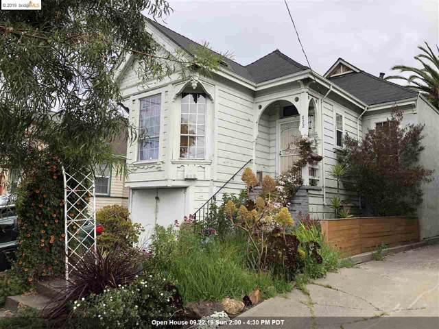 822 37th St, Oakland, CA 94608 (#EB40880882) :: The Goss Real Estate Group, Keller Williams Bay Area Estates