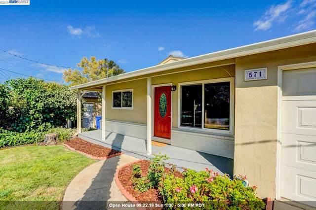 571 Enos Street, Fremont, CA 94539 (#BE40881630) :: The Goss Real Estate Group, Keller Williams Bay Area Estates