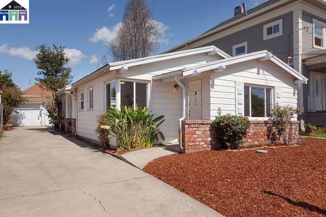 650 62nd St, Oakland, CA 94609 (#MR40883030) :: Strock Real Estate