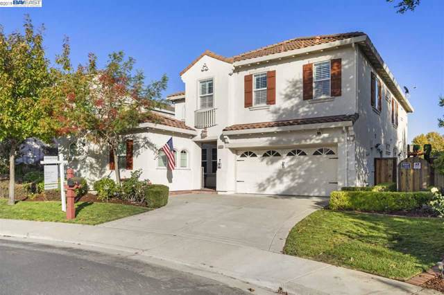 5433 Crestridge Ter, Dublin, CA 94568 (#BE40887630) :: Strock Real Estate