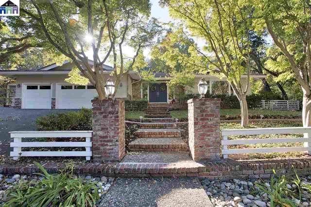 1611 Shangri La Ct, Lafayette, CA 94549 (#MR40888444) :: The Kulda Real Estate Group