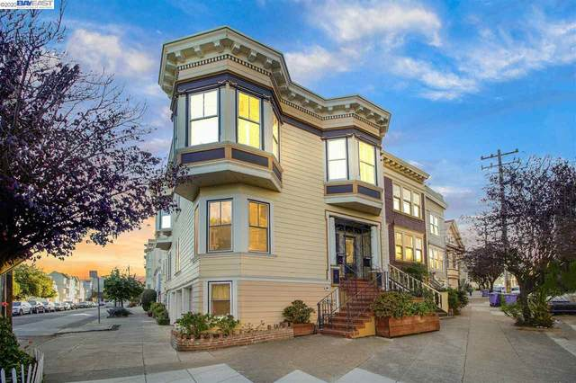 5 - 7 Duncan St, San Francisco, CA 94110 (#BE40892179) :: Keller Williams - The Rose Group