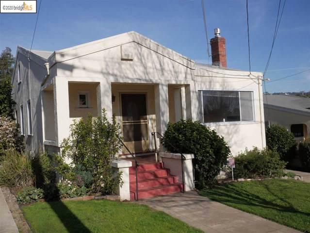 3032 Texas St, Oakland, CA 94602 (#EB40892443) :: The Kulda Real Estate Group