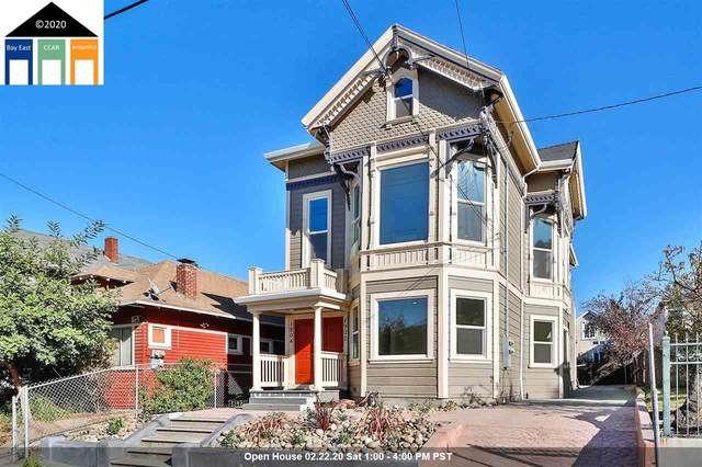 1904 Filbert St, Oakland, CA 94607 (#MR40892455) :: RE/MAX Real Estate Services