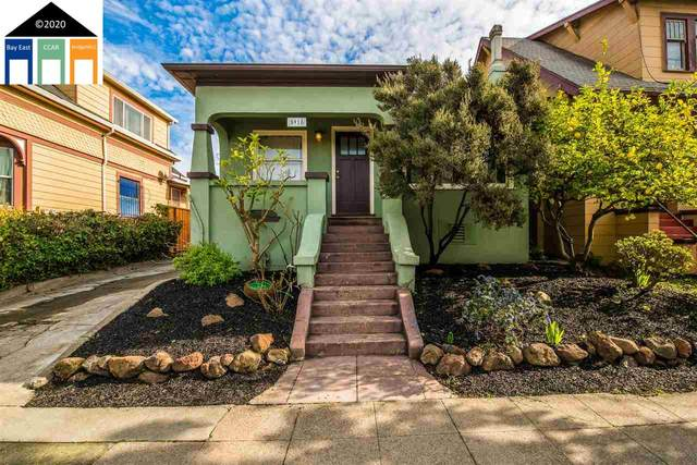 Martin Luther King Jr Way, Oakland, CA 94609 (#MR40893743) :: RE/MAX Real Estate Services