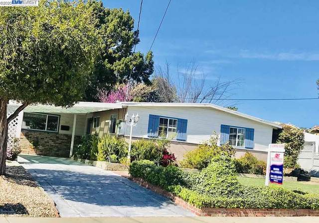 3015 Rockett Dr, Fremont, CA 94538 (#BE40897846) :: Real Estate Experts