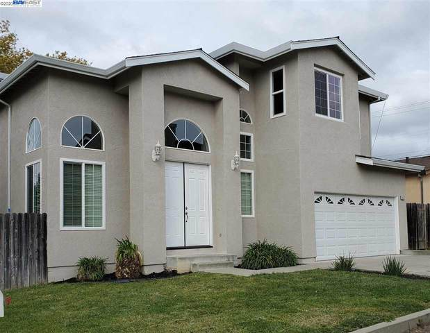 4527 Heyer, Castro Valley, CA 94546 (#BE40898306) :: The Kulda Real Estate Group