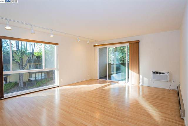 1033 Crestview Drive 201, Mountain View, CA 94040 (#BE40940269) :: Intero Real Estate