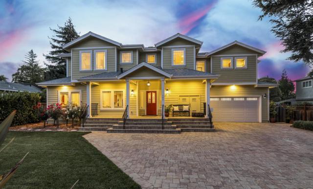 161 Willow Rd, Menlo Park, CA 94025 (#ML81753699) :: Strock Real Estate
