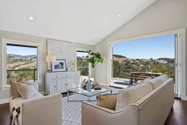 40 De Burgh Dr, San Anselmo, CA 94960 (#ML81817007) :: The Sean Cooper Real Estate Group