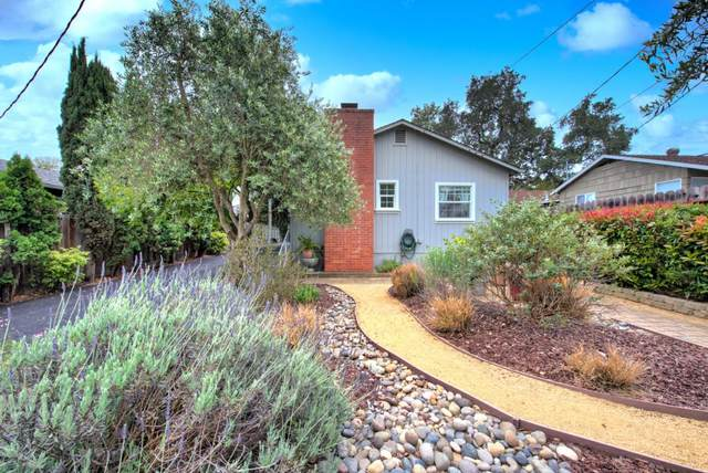 31 Julian Ave, Napa, CA 94559 (MLS #ML81840648) :: Compass