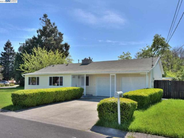1270 Peach Pl, Concord, CA 94518 (#BE40859522) :: The Realty Society