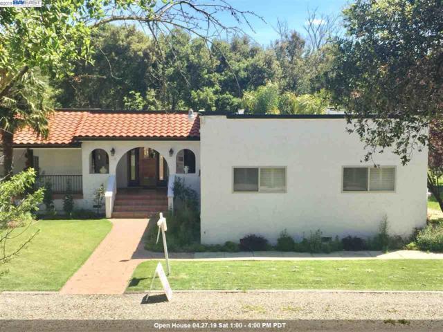 14 Railroad Ave, Sunol, CA 94586 (#BE40859905) :: The Kulda Real Estate Group