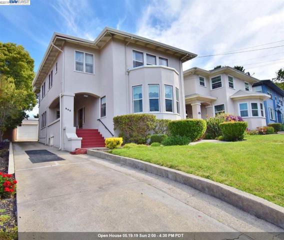 806 Macarthur, Oakland, CA 94610 (#BE40861921) :: Strock Real Estate