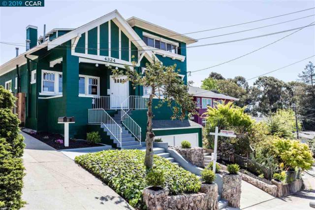 4324 Leach Ave, Oakland, CA 94602 (#CC40863119) :: The Warfel Gardin Group