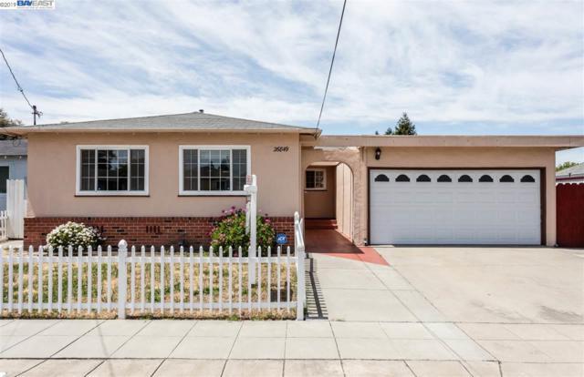 26849 Jennings Way, Hayward, CA 94544 (#BE40865721) :: Strock Real Estate