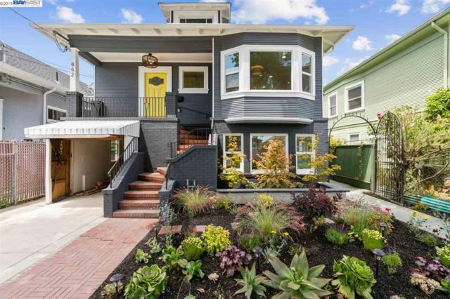 862 56Th St, Oakland, CA 94608 (#BE40870294) :: The Warfel Gardin Group