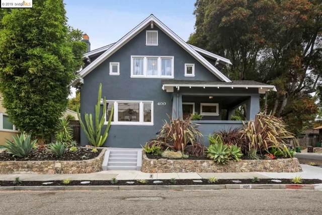400 Mcauley St., Oakland, CA 94609 (#EB40880691) :: RE/MAX Real Estate Services