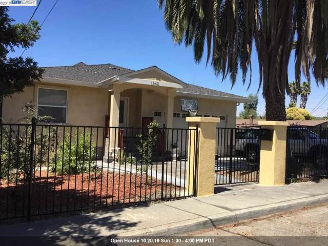 1842 Hill Ave, Hayward, CA 94541 (#BE40880898) :: Strock Real Estate