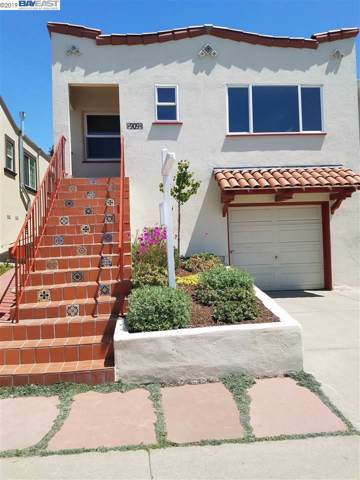 909 Pierce, Albany, CA 94706 (#BE40886339) :: The Realty Society