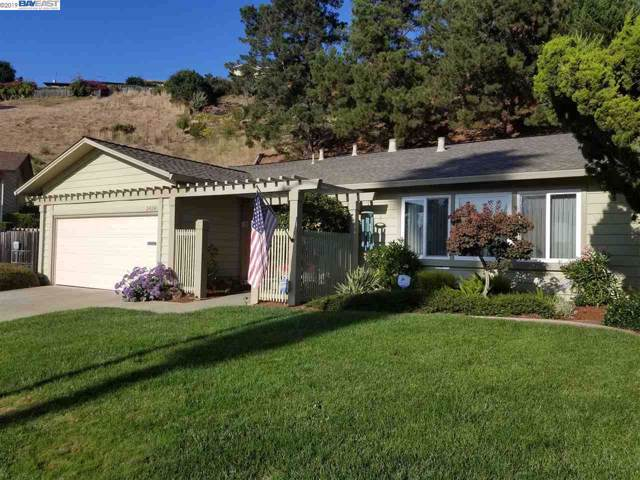 3434 Big Oak Ct, Hayward, CA 94542 (#BE40886587) :: The Realty Society