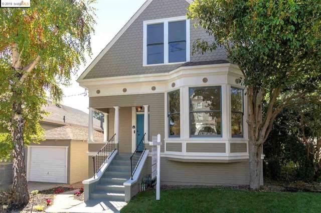 81 Hamilton Place, Oakland, CA 94612 (#EB40887162) :: The Realty Society